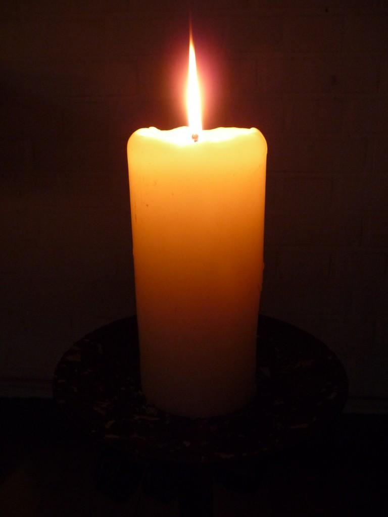 Einzelne_Kerze
